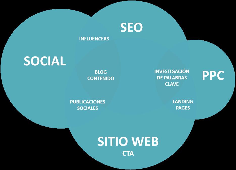 Los principios básicos del  Marketing Digital 2